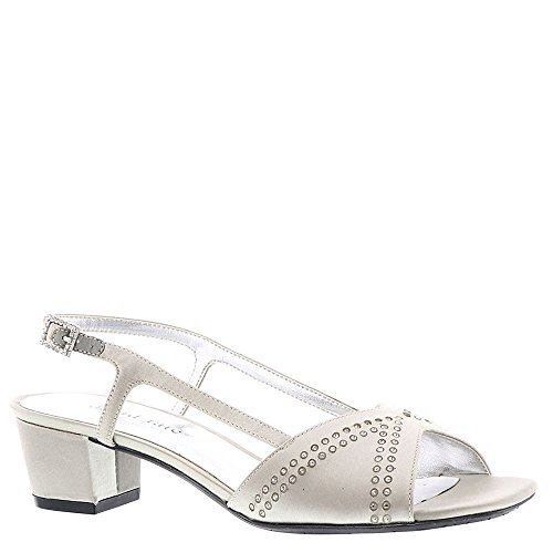 (David Tate Women's Wish Silver 9.5 M US)