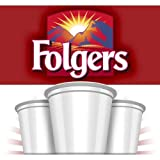 Folgers K-cups - Lively Colombian Med Roast 24pk - Pack of 4