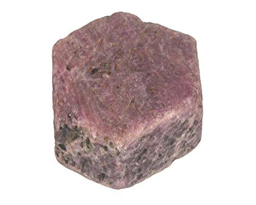 Rock Star Deflector - WholesaleGemShop Natural Indian Ruby Rock Healing Wand Men Women Gift Wellness Reiki Feng Shui Energy Deflector Powerful Luck Success Meditation