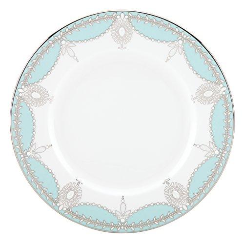 Lenox Marchesa Empire Pearl Salad Plate, Turquoise