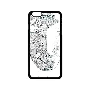 Creative Artistic Black iPhone plus 6 case