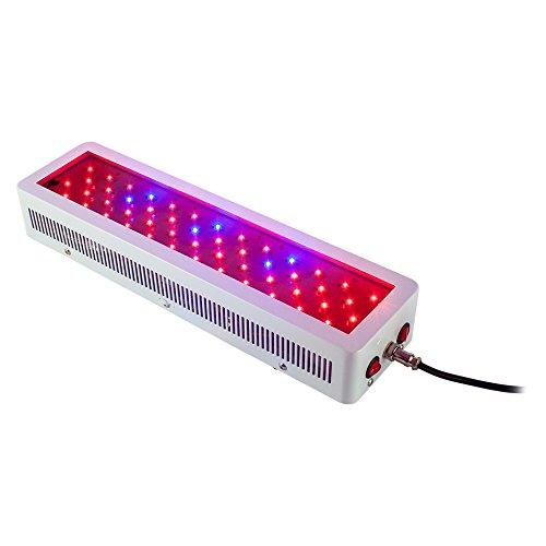 Planta Proyección 100 Luz W Grow planta de LED Lámpara Grow tCrdxhQs