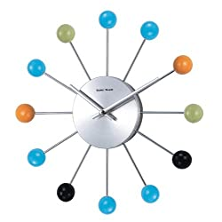 George Nelson Piccolo Ball 13 in. Wall Clock