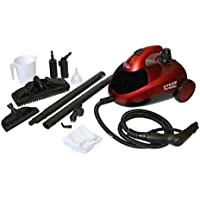 Steam Dynamo Cleaner Includes A Floor Head Cleaner With Brush, A Window And Tile Cleaner