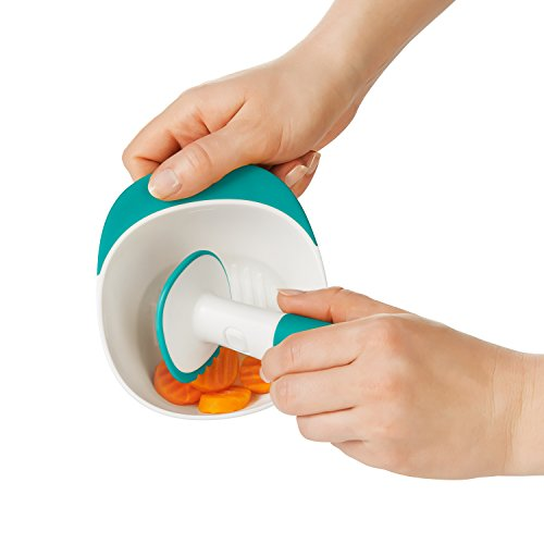 41iPpXU4b7L - OXO Tot Food Masher, Teal