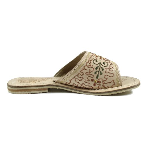 Andrea Damen Beige 31571 Beige Sandale Schuhe 706 Qualität Doria Premium wq4wT1