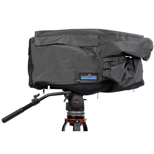 camRade WetSuit Camcorder Rain Cover for Sony HXC 100 and HDW650P, Panasonic AG HPX 300 / 500, Sony PDW 500 / 700 / 800, Sony HDW 650