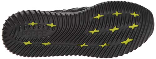adidas Men's Cloudfoam Ultimate Running Shoe Utility Black, 9.5 M US by adidas (Image #3)
