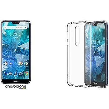 Amazon com: Nokia 7 1 - Android 9 0 Pie - 64 GB - Dual Camera - Dual