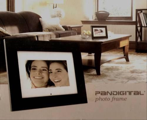Pandigital 6 Inch LCD Digital Photo Frame