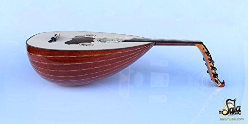 Turkish Professional Mahogany String Instrument Oud Ud APO-201 by Sala Muzik
