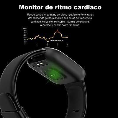 SoloKing Pulsera Actividad con Multi Modes de Ejercicio,Reloj ...
