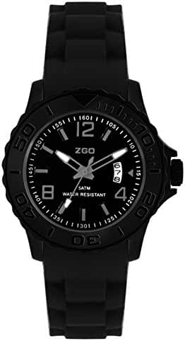 Korean adolescents luminous waterproof sport quartz watch-E