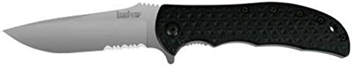 Kershaw Volt II Serrated Edge Folding Knife –