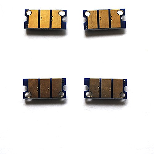 - Ordershop - 4pcs Drum Image Unit Reset Chip for Konica Minolta Bizhub C200 C203 C253 C353 C210 CMYK