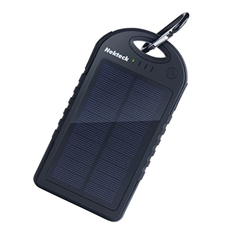 Nekteck 12000mAh Rain resistant Shockproof Supported product image