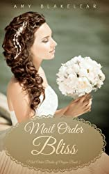 Mail Order Bliss (Mail Order Brides of Oregon Book 2)