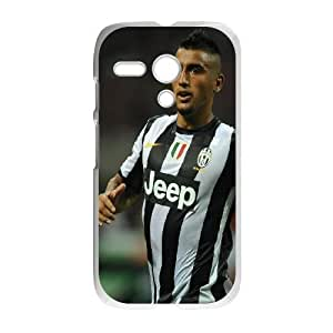 Motorola Moto G Phone Cases White Arturo Vida CXS067498