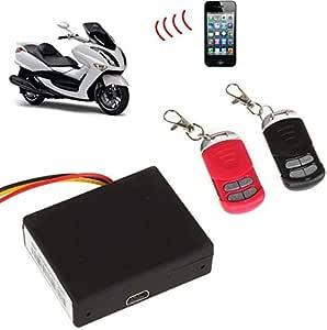 Yonis-Mini micrófono espía de localizador Gps Auto Alarma antirrobo para Moto: Amazon.es: Electrónica