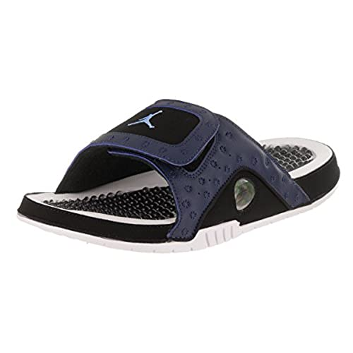5c3591807198 new Jordan Hydro XIII Retro Men s Sandals Midnight Navy University Blue  684915-400 (