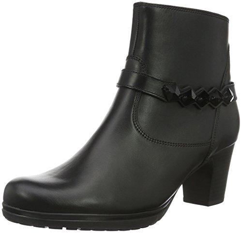 Micro Fashion Comfort Gabor Nero Stivali Donna schwarz B4WA6Oq