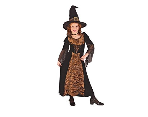 Child's Coffin Witch Costume (Size:Large 12-14) (Costumes For Kids On Sale)