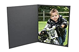 Tyndell Black Mascot Photo Folder 4x6/5x7 (50 Pack)