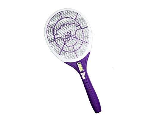 Achara-E-Com Rechargeable Electric Mosquito Fly Insect Killer Racket Zapper Bat with Torch (Multicolour) (B07S7QRQ2F) Amazon Price History, Amazon Price Tracker