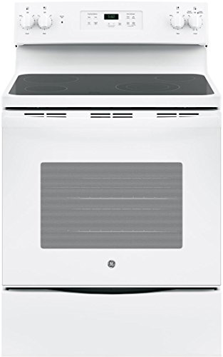 GE JBS60DKWW Electric Smoothtop Range -
