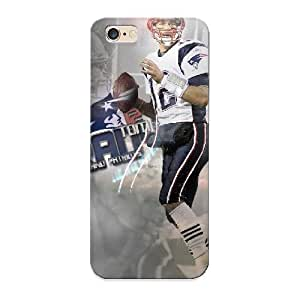 Brady Nfl Player Case Compatible With Iphone 6 Plus/ Hot Protection Case(best Gift Choice For Lovers)
