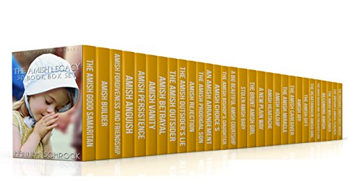 Amish Legacy (Amish Romance) (30 Book Box Set)