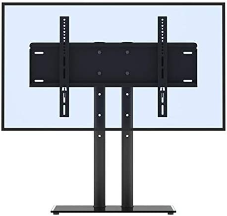 Rocktric Wall Mount Bracket TV Stand-Table Top TV Stand 32-65 with Double Column
