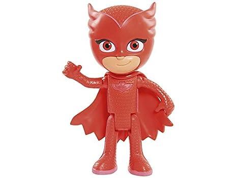 PJ Masks Super Figuras con Voz Bandai 24585: Amazon.es: Juguetes y juegos