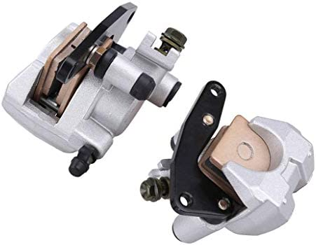 98-02 Yamaha Front Left Brake Caliper # 4WV-2580T-00-00 Grizzly 600 660
