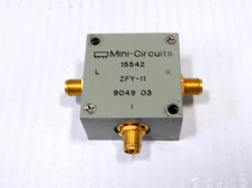 (Mini-Circuits 15542 ZFY-11 Frequency Mixer )