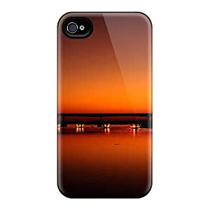 New Arrival Case Specially Design For Iphone 4/4s (sunset In Dubai) by runtopwell
