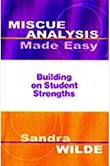 Miscue Analysis Made Easy: Building on Student Strengths Paperback