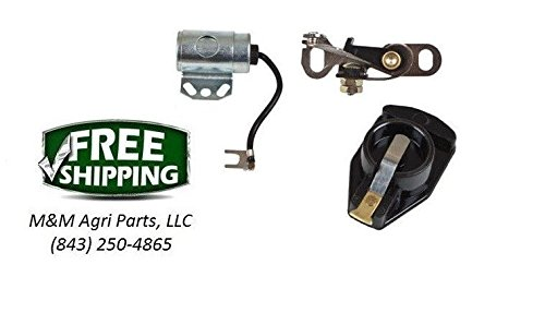 Ignition Tune up Kit Ford 8N Tractor w/ Side mount distributor from Authorized Dealer