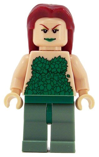 Poisen Ivy - LEGO Batman Figure