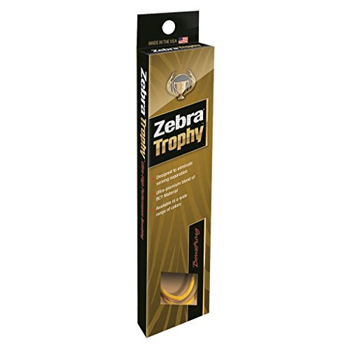 Zebra Bow Strings Str Lx 985/8 Tan/Blk