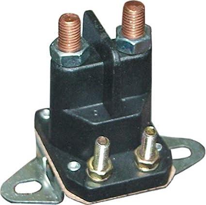 Interruptor magnético de 4 polos, 12V: Amazon.es: Coche y moto