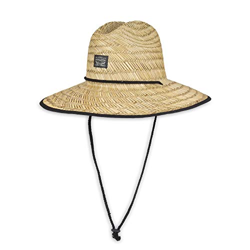 Levi's Lightweight Adjustable Sun Protection Hat, Natural, Large/X-Large