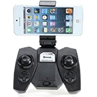 MD Group Selfie Drone Mini WiFi FPV RTF-Black Foldable Pocket With High Hold Mode RC Quadcopter