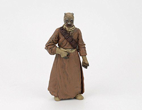 STAR WARS ATTACK OF THE CLONES TUSKEN RAIDER FROM BANTHA SET FIGURE (SANDPEOPLE) ()