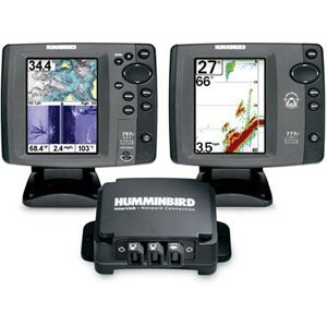 Humminbird 406820-1 AS InterLink Network Connection (Interlink Red Cables)