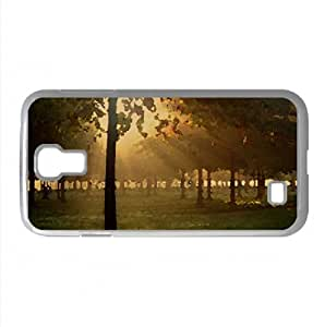 Morning Light Watercolor style Cover Samsung Galaxy S4 I9500 Case (Autumn Watercolor style Cover Samsung Galaxy S4 I9500 Case)