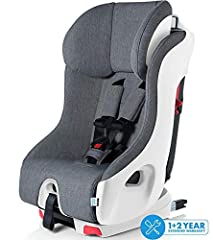 The Clek Foonf is the mother of all car seats. Its patented REACT (Rigid-LATCH Energy Absorbing Crumple Technology) safety system revolutionizes forward-facing safety by significantly reducing the forces transmitted to the child in a collisio...