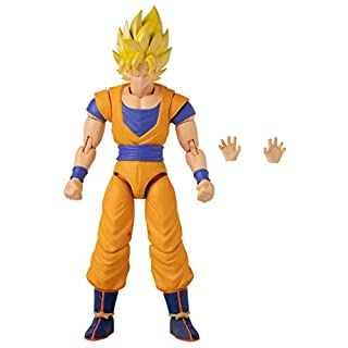 Dragon Ball Super - Dragon Stars Super Saiyan Goku -Version 2 Figure (Series 13), Model:36192