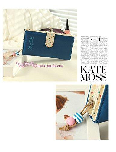 Amazon.com: Maxry(TM) Printed Brand Women Wallets Money Bag Purse Female Card Holder Clutch Handy Bolsos Carteras Mujer Monederos BB040-SZ+: Cell Phones & ...