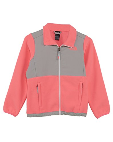The North Face Girls' Denali Jacket,Recycled Sugary Pink,US M by The North Face